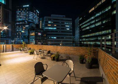 루프탑 테라스-Roof topTerrace