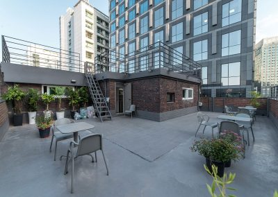 루프탑 테라스-Roof top-Terrace day