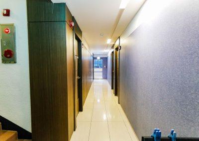 4F 복도-Hall way