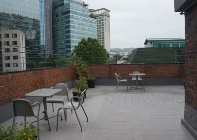 Roof-Top-Terrace