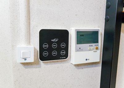 Temp & light Control